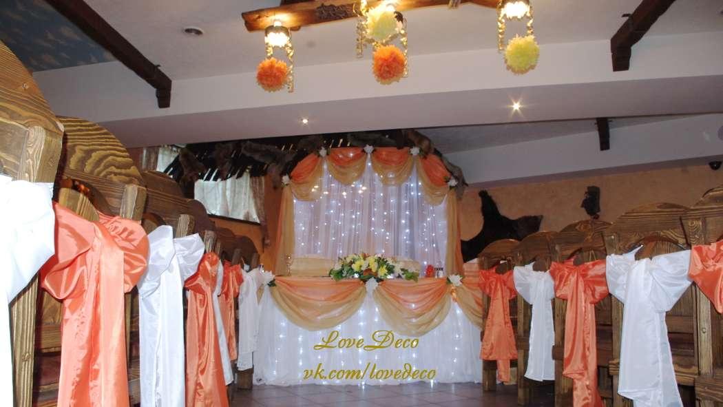 Фото 550966 в коллекции Оформление свадеб - Love Deco - Творческая мастерская праздника
