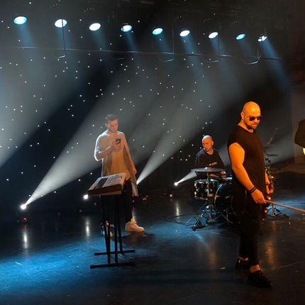 Выступление кавер-группы (7 чел) - 2 часа