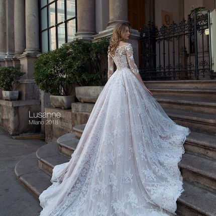 Платье Lusanne от Aurora Couture