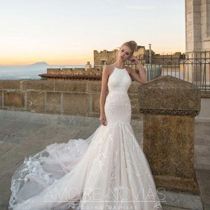 Свадебное платье MP 040 от Amore Novias