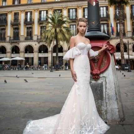 Свадебное платье MP 020 от Amore Novias