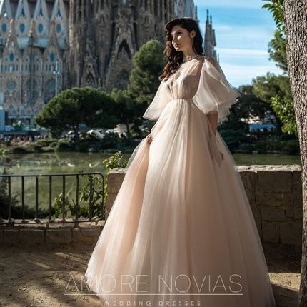 Свадебное платье MP 003  от Amore Novias