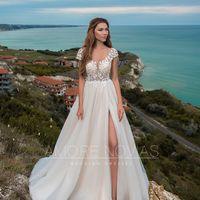 Свадебное платье 003