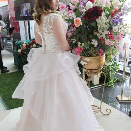 Индивидуальнй пошив свадебного платья