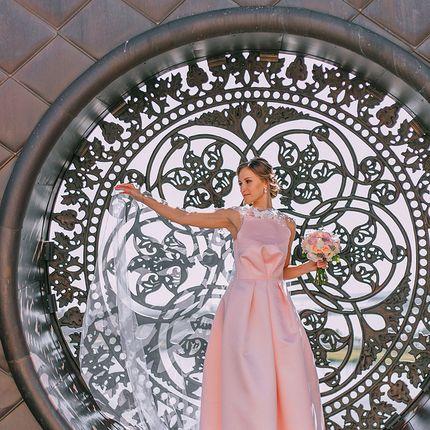 Платье Анастасия + фата в подарок