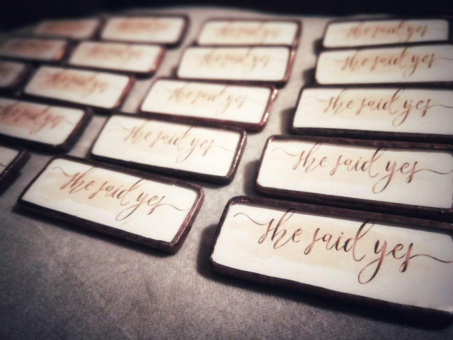 Аксессуары для подружек невесты и друзей жениха