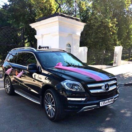 Аренда Mercedes GL500