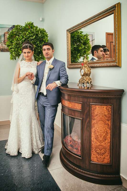 Фото 16952794 в коллекции Свадьба. Навасард и Рузанна. Фото: Анна Алье - Студия фото - видеосъёмки Artyrvideo