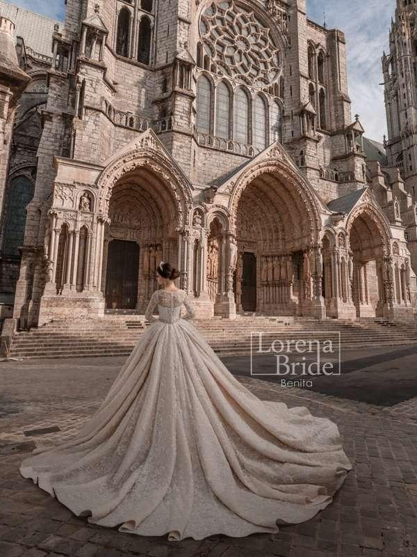 """Фото 16971958 в коллекции Лорена - Салон свадебного - вечернего платья """"Milan"""""""