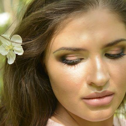 Свадебный макияж с выездом