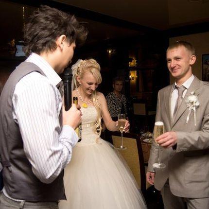 Проведение свадьбы  + DJ