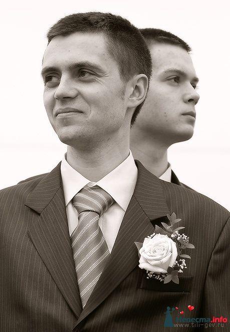 Костя и брат - фото 91584 Фотографы Тили и Гев