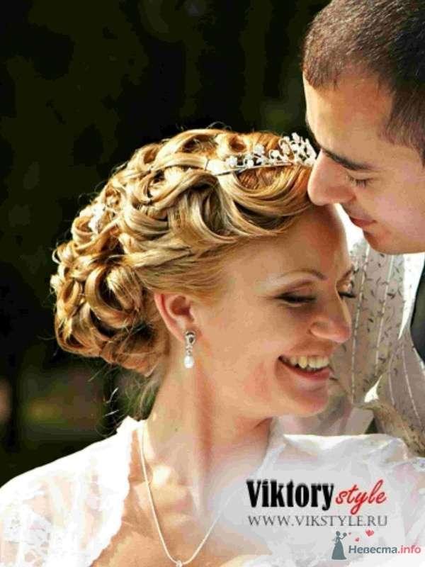 Фото 46189 в коллекции Свадебная прическа - Невеста01