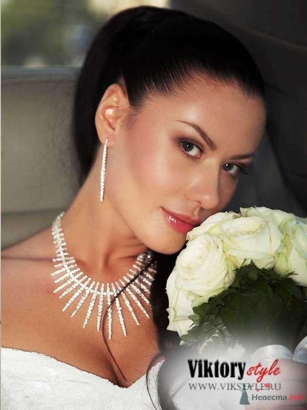 Фото 46757 в коллекции Свадебная прическа - Невеста01