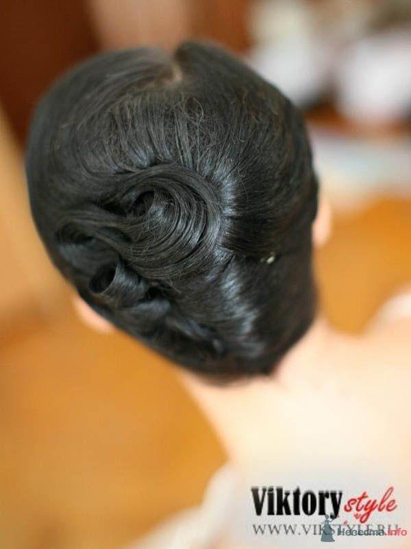 Фото 51667 в коллекции Свадебная прическа