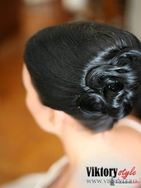Фото 51668 в коллекции Свадебная прическа - Невеста01