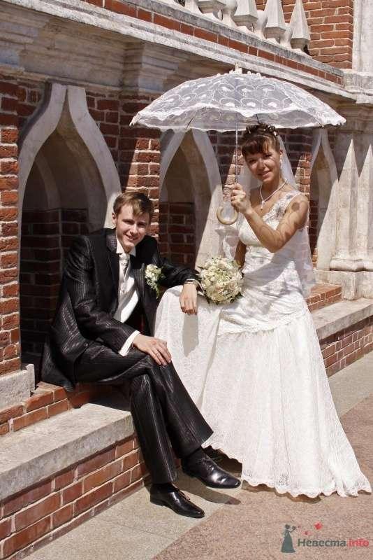 Свадьба, зонтик - фото 46468 EvAnLe