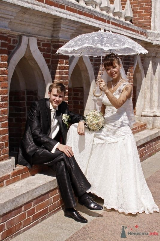 Свадьба, зонтик