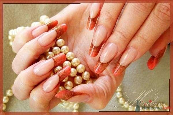 Фото 47107 в коллекции Мои фотографии - Наращивание ногтей - частный мастер Malina