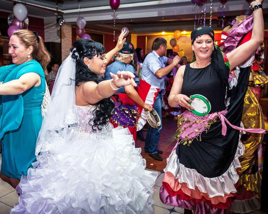 Цыганский свадебный номер