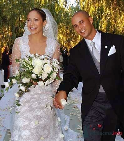 Фото 55755 в коллекции свадебные платья знаменитостей - ВаленТинка:)