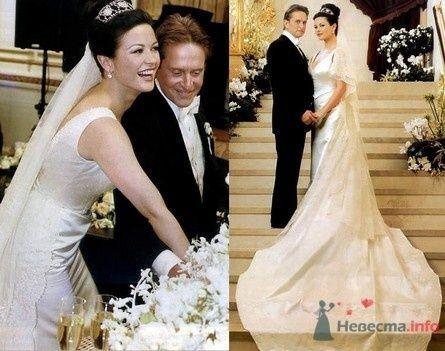 Фото 55782 в коллекции свадебные платья знаменитостей - ВаленТинка:)
