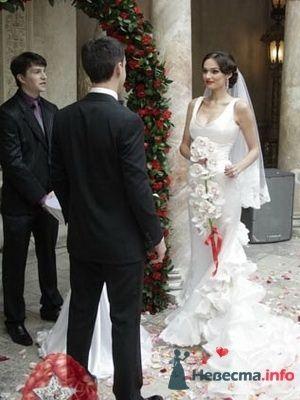 Фото 55932 в коллекции свадебные платья знаменитостей