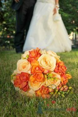 Фото 66130 в коллекции букет невесты - ВаленТинка:)