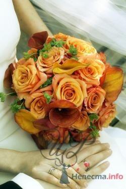 Фото 66131 в коллекции букет невесты - ВаленТинка:)