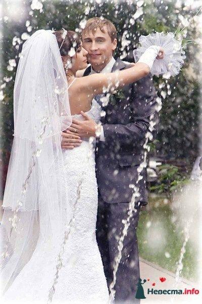 Фото 103750 в коллекции  сиреневая свадьба - Невеста01