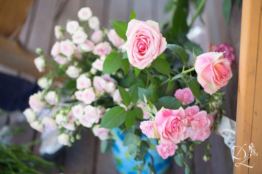 Фото 1354523 в коллекции Свадьба в персиковом цвете - Love Decor - свадебный декор