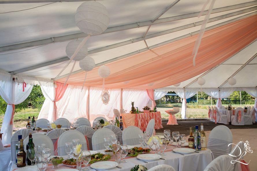 Фото 1354529 в коллекции Свадьба в персиковом цвете - Love Decor - свадебный декор