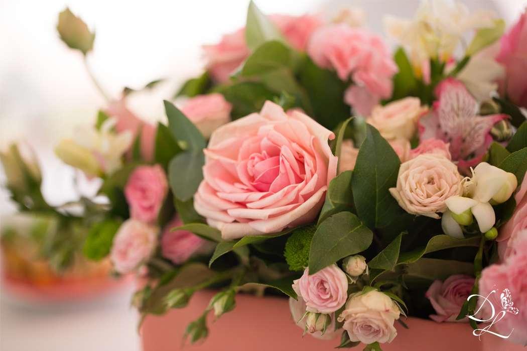 Фото 1354541 в коллекции Свадьба в персиковом цвете - Love Decor - свадебный декор