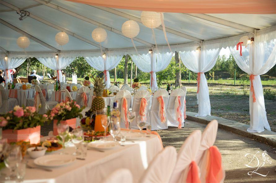 Фото 1354583 в коллекции Свадьба в персиковом цвете - Love Decor - свадебный декор