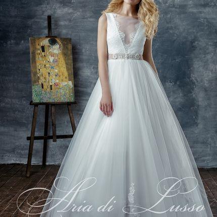 Свадебное платье Луцина