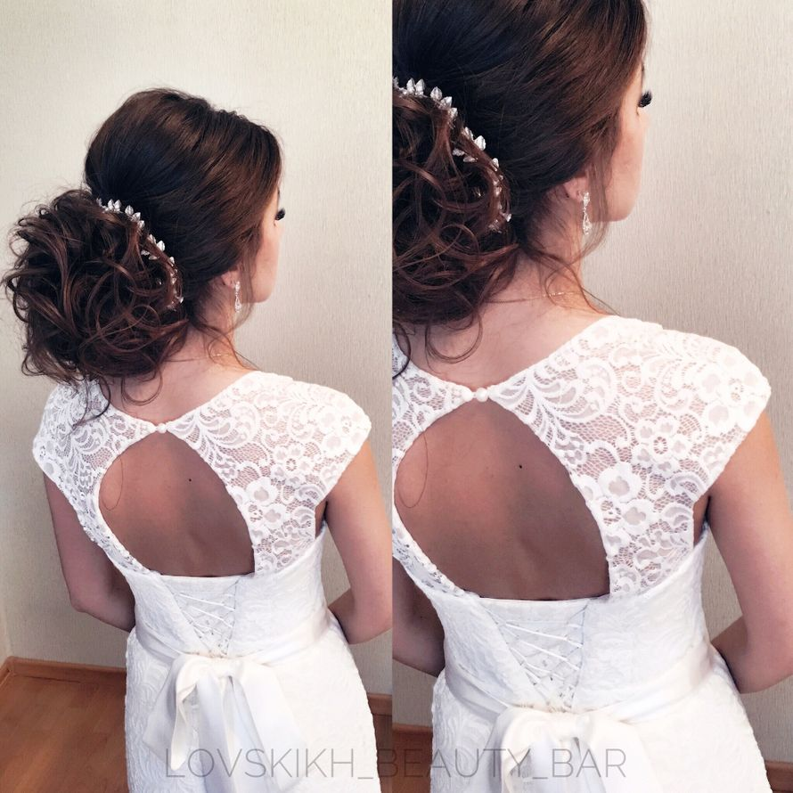Фото 17308104 в коллекции Wedding - Стилист-визажист Юлия Ловских