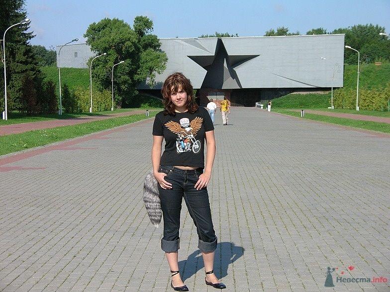 Брест 2009 (мотопутешествие Москва-Минск-Брест-Москва) - фото 49686 Koshka_Lu