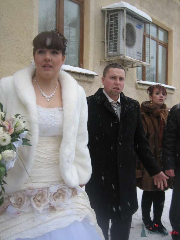 Фото 60834 в коллекции Свадьба 8 января 2010 год)))  - Koshka_Lu