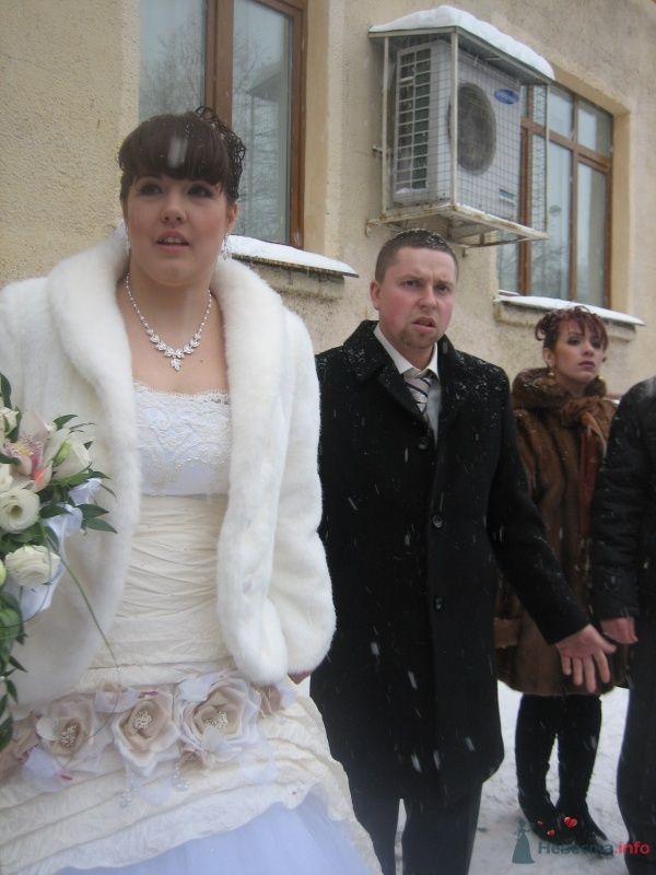 Фото 60834 в коллекции Свадьба 8 января 2010 год)))