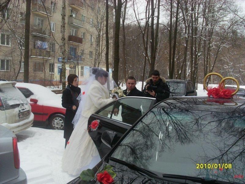 Фото 60855 в коллекции Свадьба 8 января 2010 год)))  - Koshka_Lu