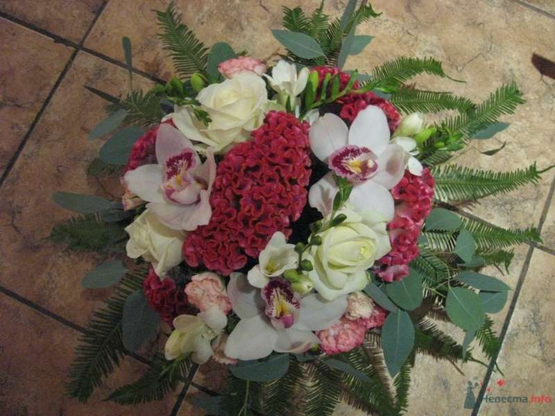 "Композиция - фото 50885 Салон цветов ""SpringPoint"""