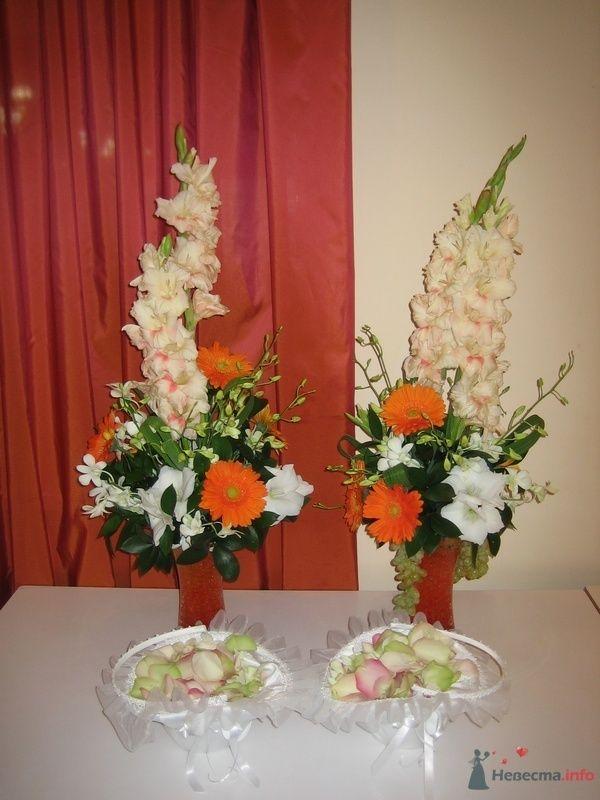 "Композиция - фото 50886 Салон цветов ""SpringPoint"""