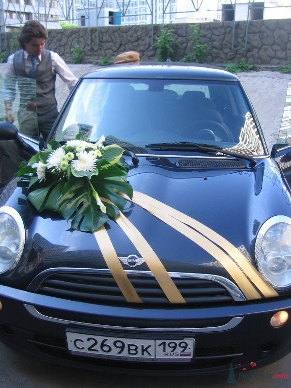 """Оформление автомобиля - фото 50891 Салон цветов """"SpringPoint"""""""