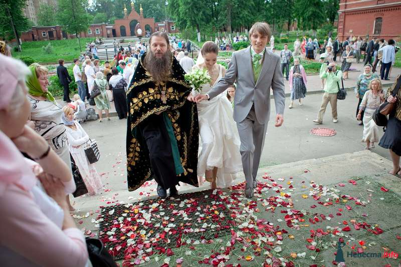 Фото 109338 в коллекции 23.05.10 Dream Wedding Day - Aileen