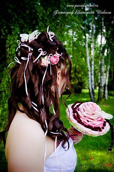 Фото 49057 в коллекции Мои работы. - Свадебный стилист-визажист Светлана Чижова