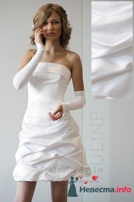 мое платье Smit (коллекция Pauline) - фото 53908 melarg