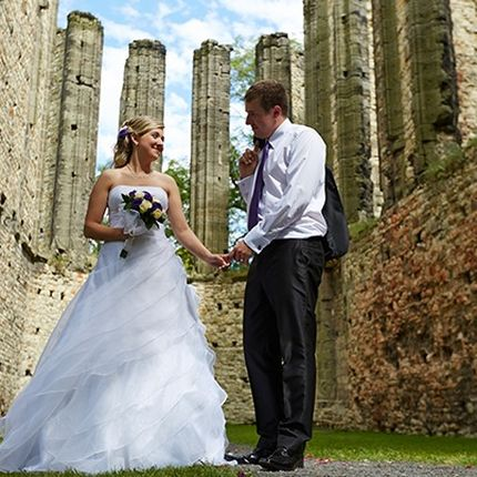 Организация свадьбы в местах силы Чехии