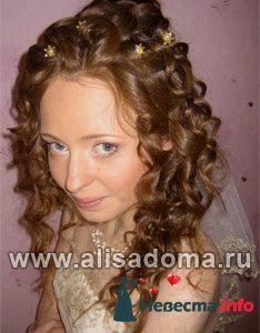 """Фото 129087 в коллекции Прически - Салон красоты на дому """"Алиса"""""""