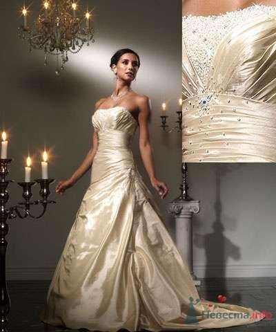 Фото 53819 в коллекции самые разные свадебные платья - Свадебный распорядитель Ольга Фокс