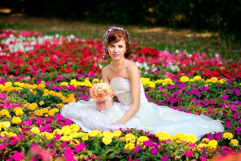 Фото 51691 в коллекции Свадьба Александра и Ольги